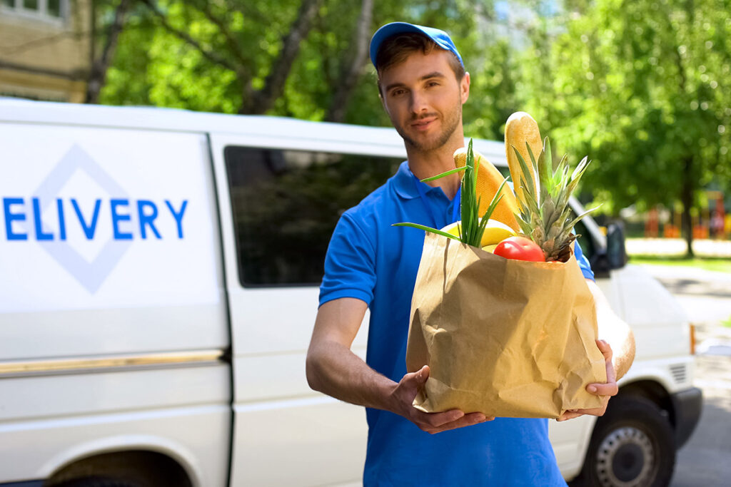 environmental benefits of food delivery